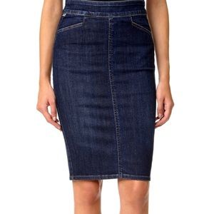 Citizens of Humanity Denim Pencil Skirt